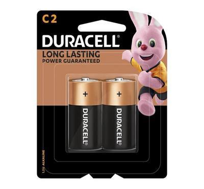 Duracell, Copper Black C 2pk Monet