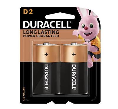 Duracell, Copper Black D 2pk Monet