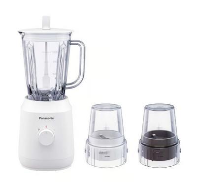 Panasonic Blender, Juicer, 1.4 L, 400W, White.