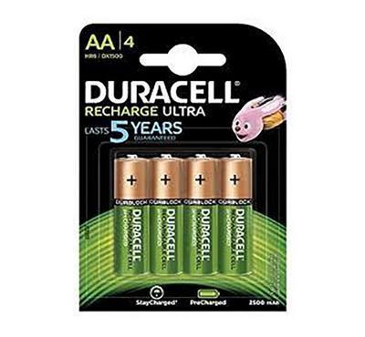 Duracell, Recharg Batteries AA 4 PK