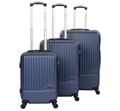 Travel Vision Biskuvi Set Of 3 20/24/28, Blue