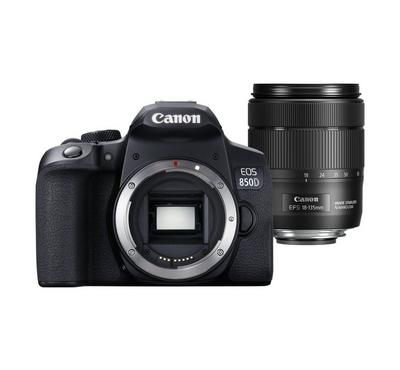 CANON EOS 90D, Wi-Fi and Bluetooth, Black