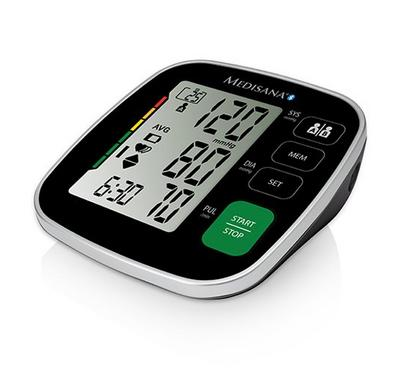 Medisana, Upper Arm Accurate blood Pressure Monitor, White