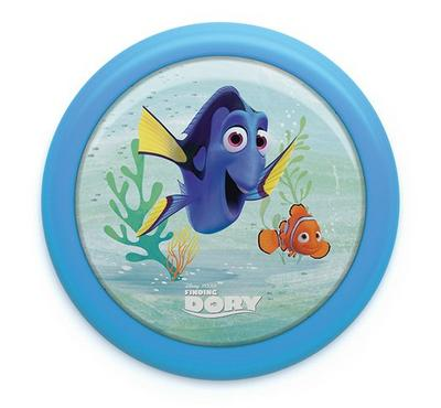 Phillips,Battery operated On/Off wall light, 15mins timer, Finding Dory