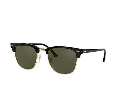 Rayban, Clubmasters Classic Sunglasses RB3016 W0365 51-21