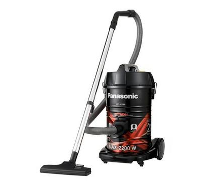 Panasonic Vacuum Clearner, Detachable Drum, 2200W, Capacity: 21L