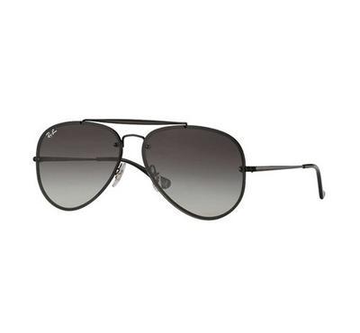 Rayban Blaze Aviator Sunglasses RB3584N 153/11 61-13