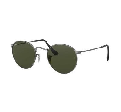 Rayban Round Metal Sunglasses RB3447 029 50-21