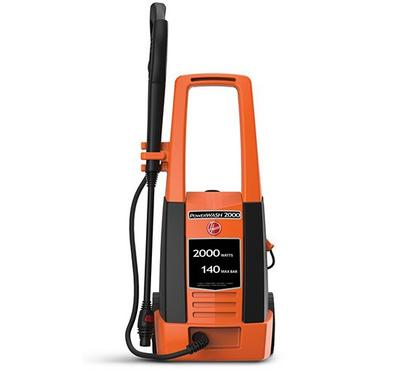 Hoover Pressure Washer 2000W, 140 Bars, with Car kit