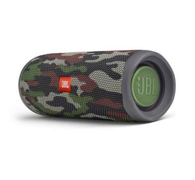 JBL Flip 5 Squad Portable Speaker Waterproof Wireless Bluetooth, Army