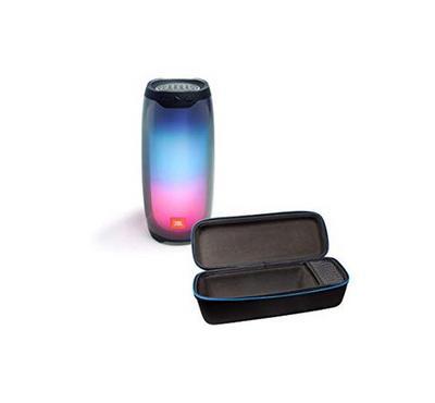 JBL Pulse 4 Bluetooth Portable Speaker, Black