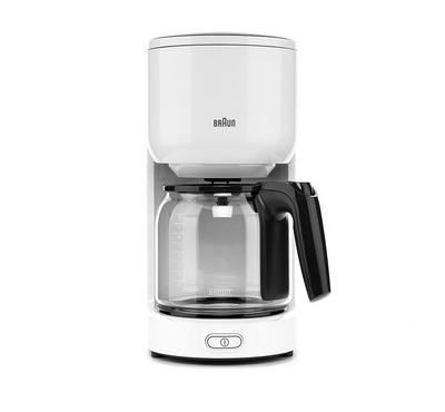 Braun, Coffee Maker, PurEase, 1000 Watt