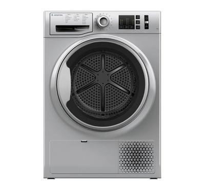 Ariston Condensor Dryer, 8kg, 15 Programs, Silver