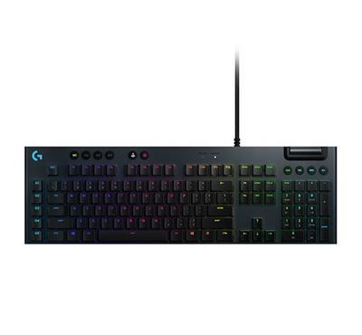 لوجيتك، جي 815، لوحة مفاتيح للألعاب، أسود