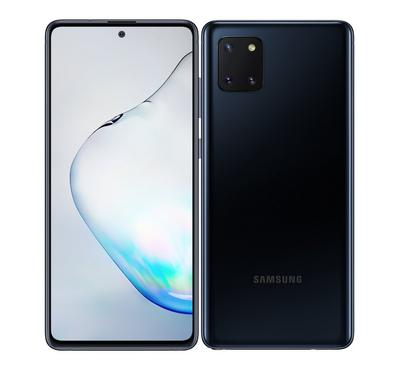 Samsung Galaxy Note10 Lite, 128 GB,  Black