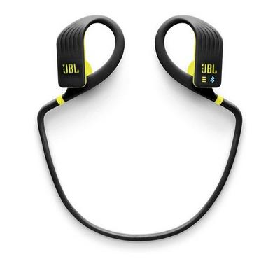 JBL Endurance Dive In Ear Bluetooth Headset, BLK & Yellow