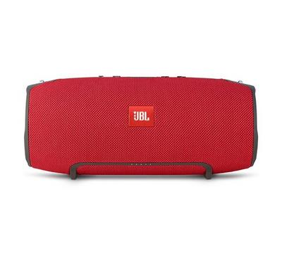JBL Xtreme Portable Wireless Bluetooth Speaker, Red