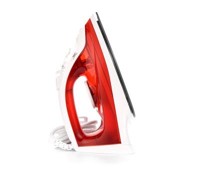 Philips Easyspeed Steam Iron, 2000W, Red