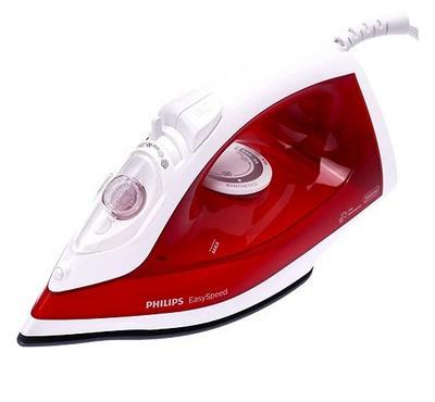فيليبس، كاوية بخار، 2000 واط، أحمر