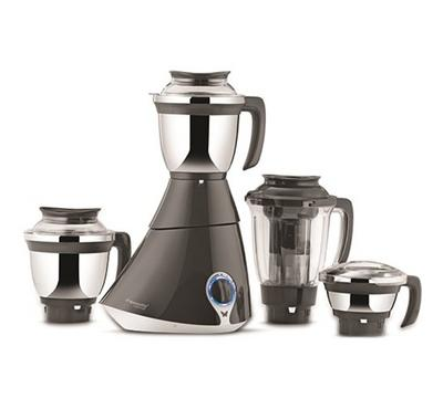 Butterfly Matchless Mixer Grinder, 1.5L, 4 Jars, 750W, Grey