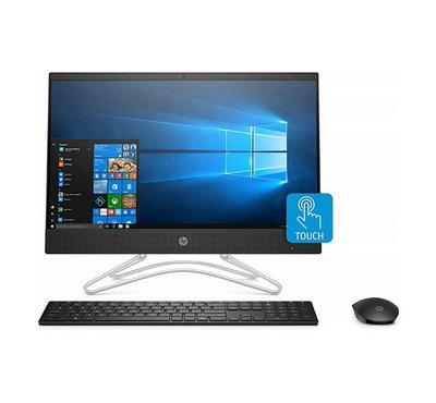 HP 24 All-in-One Core i7, 8GB RAM ,23.8-Inch FHD Touch,Black