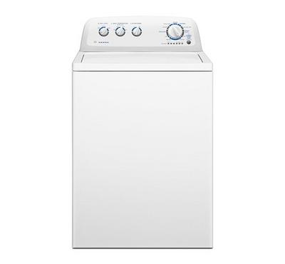 Amana Top load Washer, Automatic, 8 kg , 11 Wash Cycles, Porcelain Drum, Color