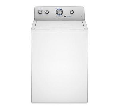 Amana Top load Washer, Automatic, 8 kg , 11 Wash Cycles, White