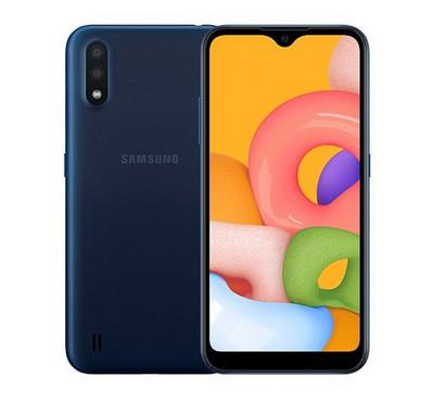 Samsung Galaxy A01, 16 GB, Blue