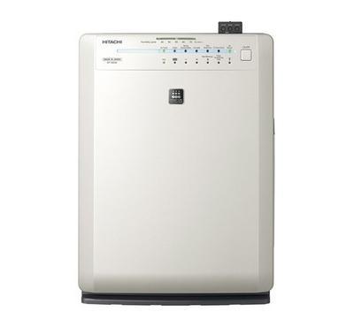 Hitachi Air Purifier, 46m², 60W, Whit