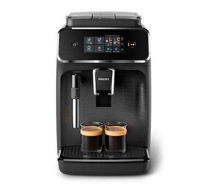 Philips Automatic Espresso/Coffee Machine With Grinder , SERIES 2200 1.8L 15Bar 1500W Black.