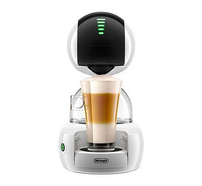 ديلونجي نسكافية دولتشي غوستو ستيليا، ماكينة صنع قهوة، ابيض