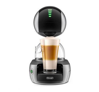 Delonghi NESCAFE DOLCE GUSTO STELIA 1.0L Coffee Machine 15Bar 1500W Silver.