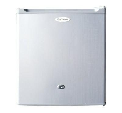 Nihon Bar Fridge, 55.0L,  No Frost ,Silver