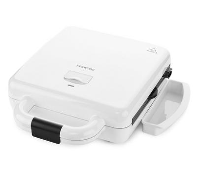 Kenwood Sandwich Maker with Grill,1300W, White