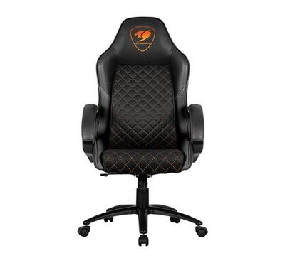Cougar FUSION BLACK High-Comfort Gaming Chair Black