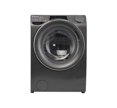 Candy Frontload Washer Dryer Combo 9Kg/6kg,Inverter,1400 rpm, Dark Gray Anthracite