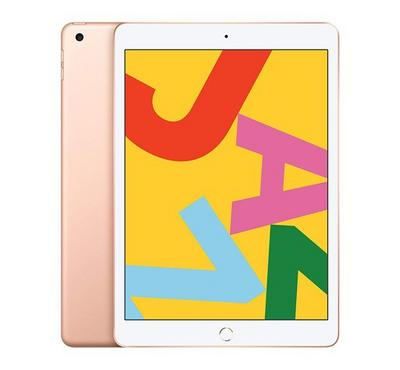 Apple iPad 7, 10.2 Inch,WiFi, 32GB, Gold
