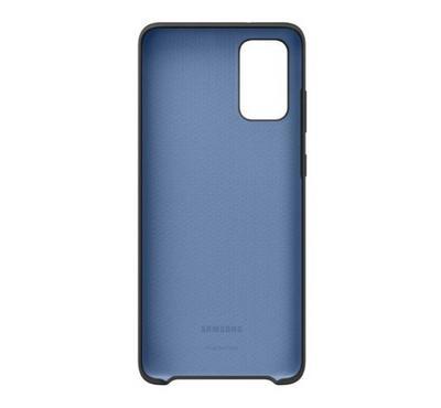 Samsung Silicone Case for Galaxy S20 Plus, Black