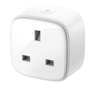 D-link, Wifi Smart Plug, Remote Access, White