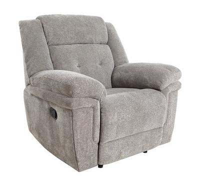 Homez, Manual Recliner Armchair, 1 Seater, Ash 105*92*105