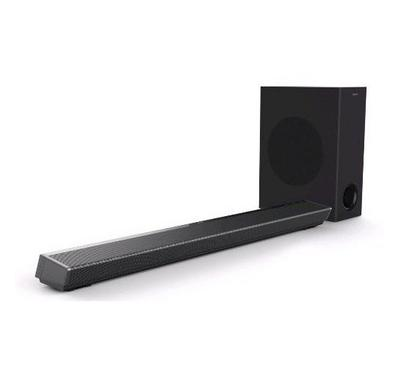 Philips, Sound Bar Speaker With Google Assistant, 2.1 CH wireless subwoofer, Bluetooth