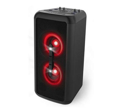 Philips, Bluetooth Party Speaker, Party light effects, Black