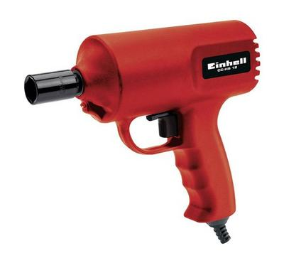 Einhell, Car Hammer Screwdriver, Red