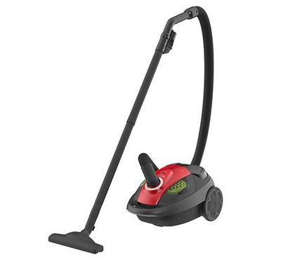 Hitachi 4.5L Canister Vacuum Cleaner 1600W Brilliant Red