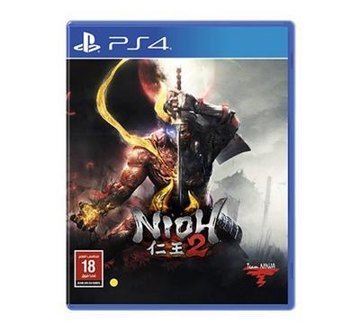 Nioh 2, PS4