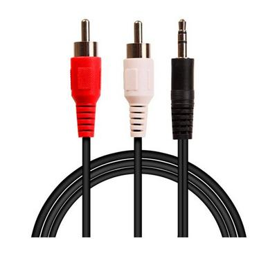 Class Pro, AUX 3.5mm to 2RCA High performance audio Cable
