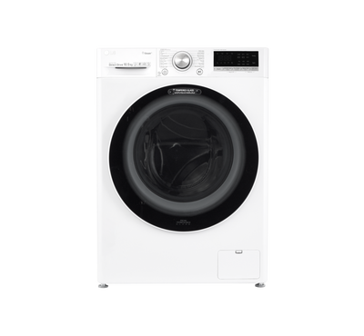 LG  Front Load Fully Automatic Washer,10.5 kg ,White