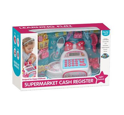 Cash Register Set W/Sound&Light 24-1794934