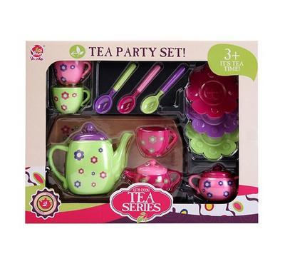 مجموعة حفلة شاي للأطفال