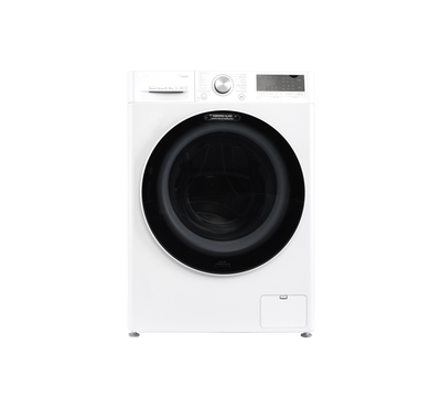 LG Front Load Fully Automatic Washer/Dryer 9/6kg with AI DD,White